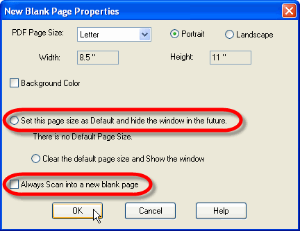 how to delete a blank page in a pdf document